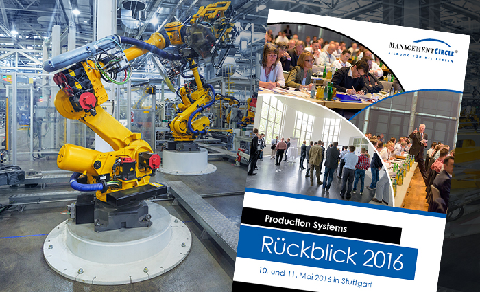 Rückblick Production Systems 2016