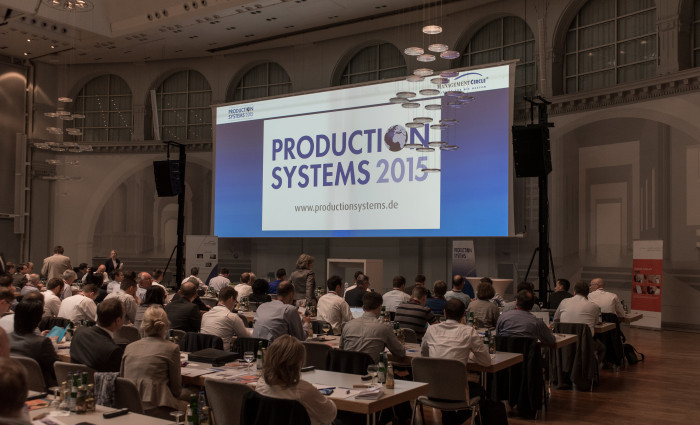 Production Systems In Stuttgart – Ein Voller Erfolg