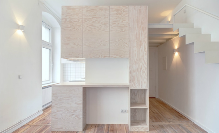 Micro-apartment-moabit