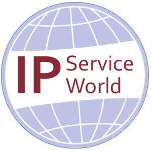 Logo IP Service World