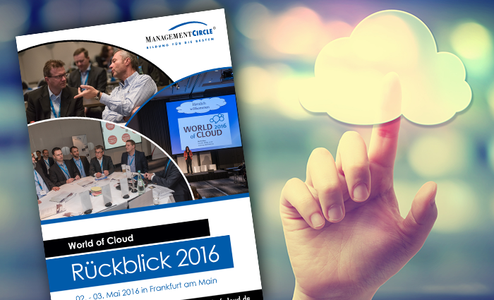 Rückblick World Of Cloud 2016