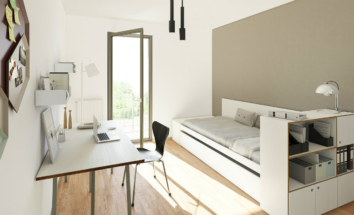 klein aber oho zuk nftige mikro apartment projekte in deutschland management circle blog. Black Bedroom Furniture Sets. Home Design Ideas