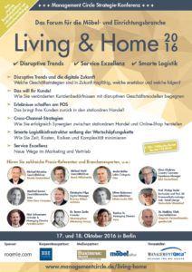 Living and Home Programm Frontcover