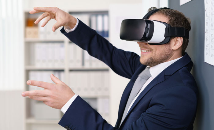 Kreativitätstraining mit Virtual Reality