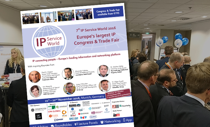 IP Service World Programm 2016