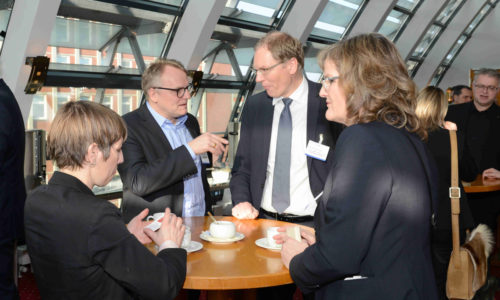 Immobilien Forum Hamburg Networking