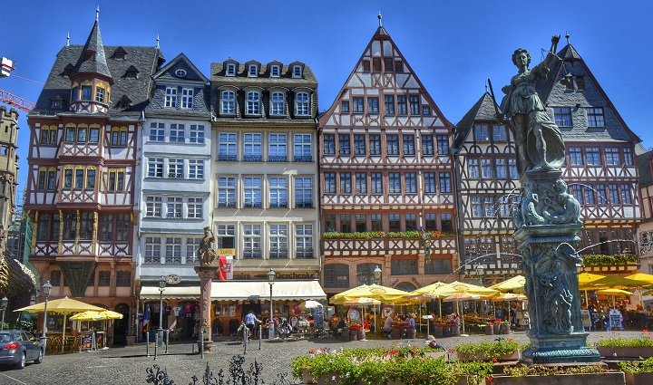 Frankfurt Historic City Centre