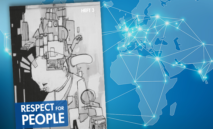 Lean Booklet Heft 3 - Respect for people