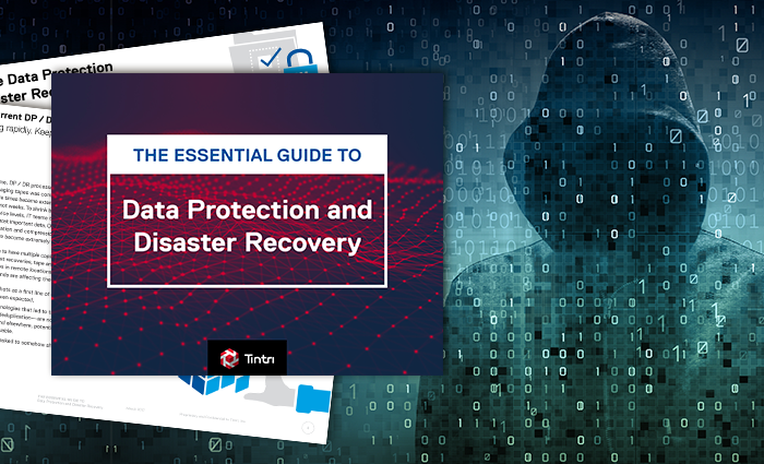 The Essential Guide To Data Protection And Disaster Recovery