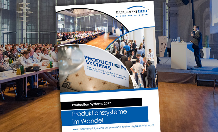 Rückblick Production Systems 2017