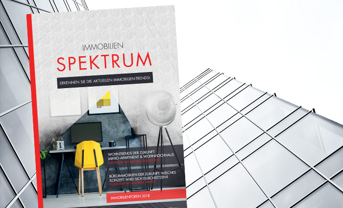 Immobilen Spektrum