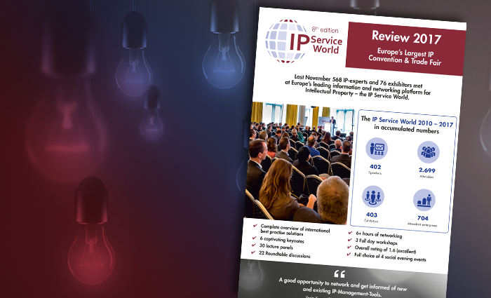 Review IP Service World 2017