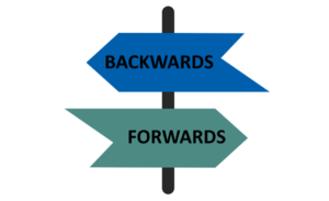 Backwards - Forwards