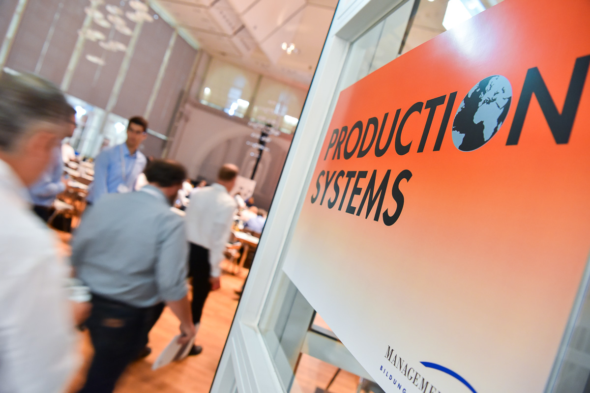 Impressionen Production Systems 2018