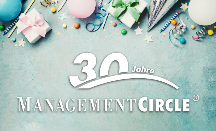 30 Jahre Management Circle