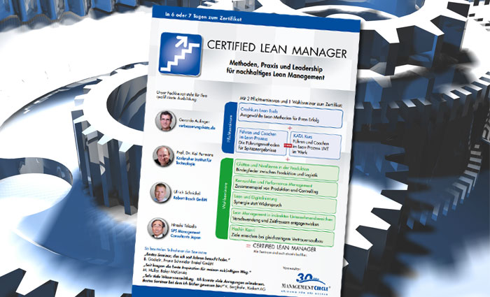 Certified Lean Manager
